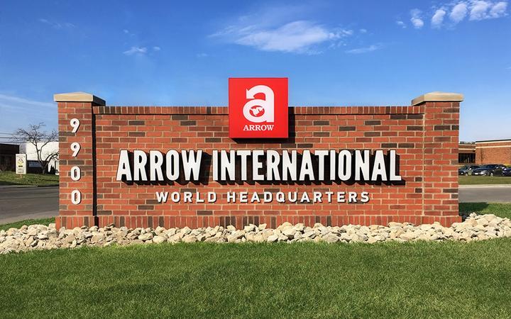 Arrow International World Headquarters Cleveland, Ohio