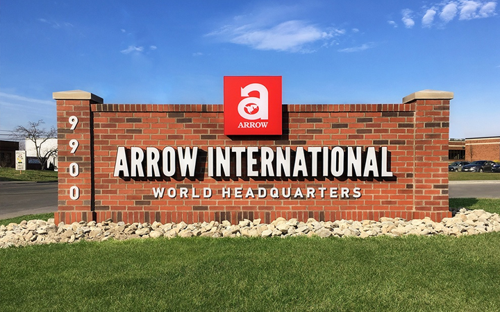 Arrow International World Headquarters Cleveland, Ohio